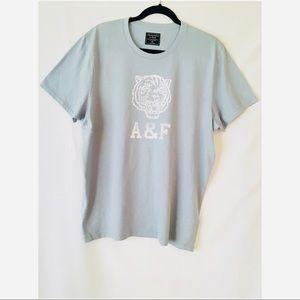 Abercrombie Tiger Logo T-shirt